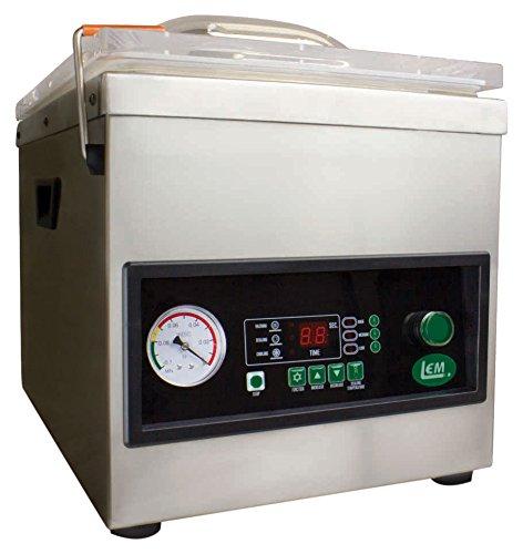 LEM 1250 MaxVac Pro Chamber Vacuum Sealer